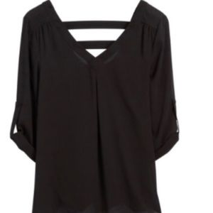 41 Hawthorn Cross Sena Bar Blouse